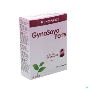 Gynosoya Forte 35mg Caps 60