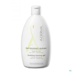 Aderma Avoine Gel Moussant Apaisant 500ml