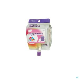 Nutrison Energy Multi Fibre Pack 500ml Remp2389252