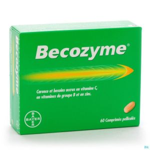 Becozyme Comp Pell 60
