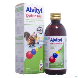 Alvityl defenses adg    sirop 240ml