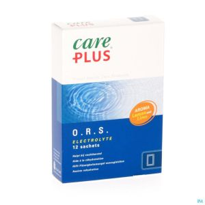 Care Plus Ors Duo Sachet 12 31100