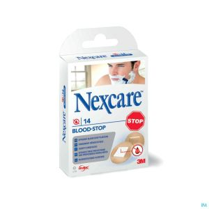 N1714ns Nexcare Blood Stop 14 Spots