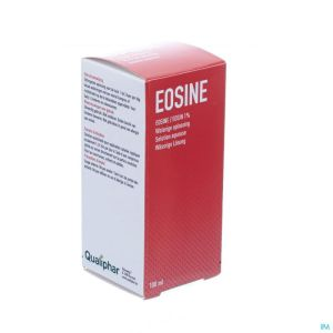 Eosine 1% Qualiphar Solution 100ml