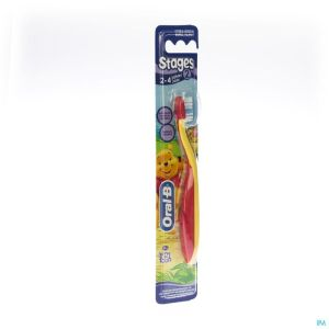 Oral B Brosse Stages 2 2-4ans