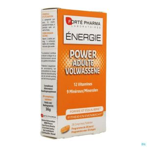 Energie Power Adulte Comp 28