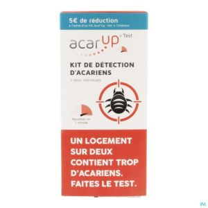 Acar Up Acarien Test 3