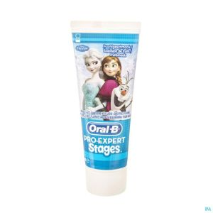 Oral B Dentifrice Stages Frozen 75ml