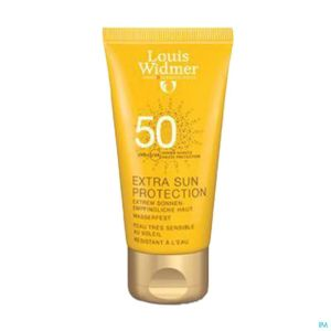 Widmer Sun Protection 50 N/parf Tube 25ml+lipstick