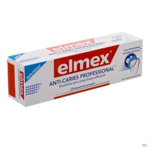 Dentifrice Elmex® Anti-caries Professional™ Tube 75ml