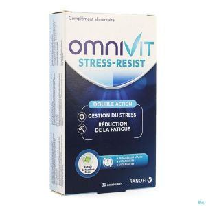 Omnivit Stress Resist Comp 30