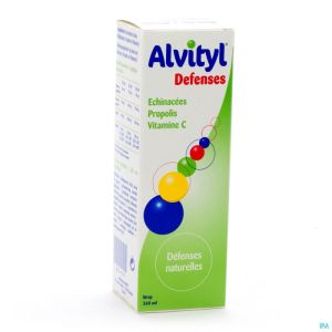 Alvityl defenses sirop    fl 240ml