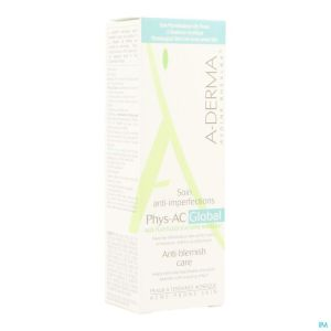 Aderma Phys-ac Global Creme Tube 40ml