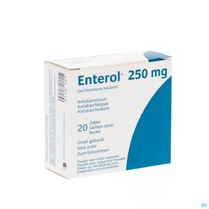 Enterol 250mg Pi Pharma Pulv Sach 20 X 250mg Pip