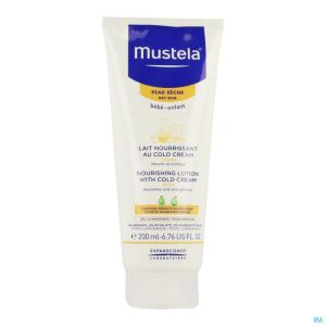 Mustela Ps Lait Nourrissant Cold Cream 200ml