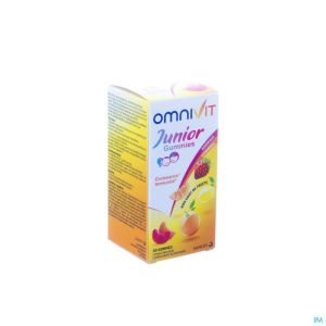 Omnivit Junior Gummies 30