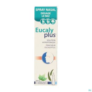 Eucalyplus Spray Nasal 20ml