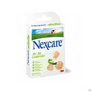 Nexcare 3m Comfort Strips 30 N1130asw