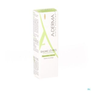 Aderma Avoine Baume Levre Tube 15ml