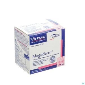 Megaderm Solution Orale Unidoses 28 X 4ml