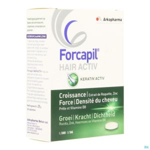 Forcapil Hair Activ Comp 30