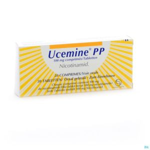 Ucemine Pp Comp. 50 X 100mg