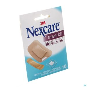 Nexcare Travel Kit 10 Dressing
