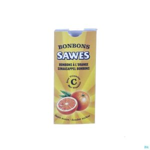 Sawes Bonbon Orange Ss Blist 10