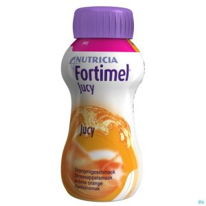 Fortimel Jucy Orange Cluster 4x200ml 65450