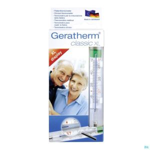 Geratherm Classic Xl Thermometre S/mercure