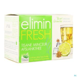 Elimin Fresh Citron-anis Sach Infusions 24