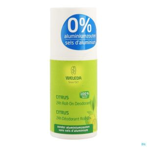 Weleda Deodorant Citrus 24h Roll-on 50ml