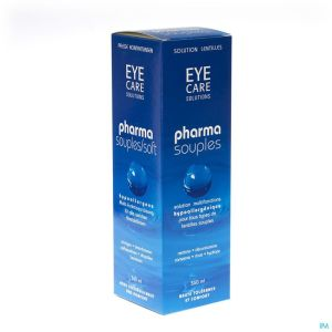 Eye Care Pharma Souples Sol Lentil. Contact 360ml