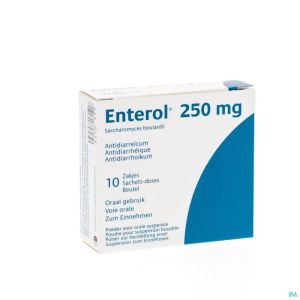 Enterol 250mg Pi Pharma Pulv Sach 10 X 250mg Pip
