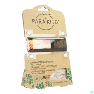 Para'kito Wristband Graffic Ethnic&geom Geometric