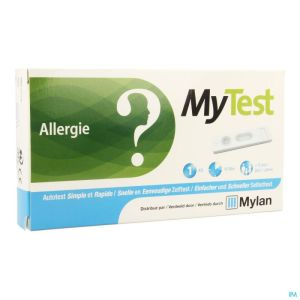 My Test Allergie (autotest) Sach 1