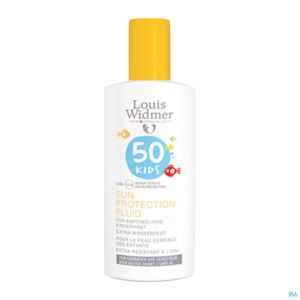 Widmer Kids Sun Protect.fluid 50 N/parf Fl 100ml