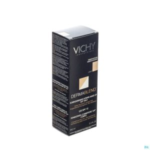 Vichy Fdt Dermablend Total Corps Clair 100ml