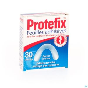 Protefix Feuille Adh Inferieur 30