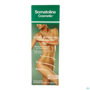Somatoline Cosm.ventre&hanches Advance 1 250ml