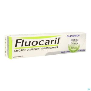 Fluocaril Dentifrice Blanc. 125ml + Brosse Dents