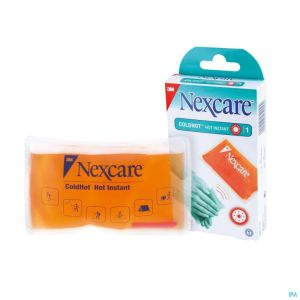 N1572 Nexcare Coldhot Hot Instant Réutilisable 9cm X 13cm