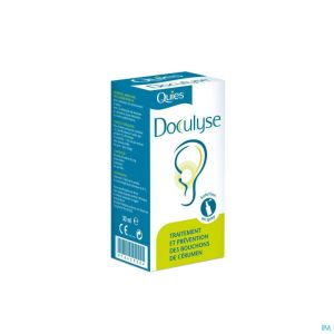 Quies Doculyse A/bouchon Cerumen Spray 30ml