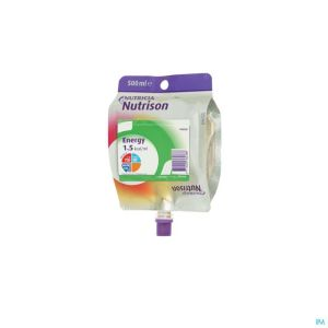 Nutrison Energy Pack 500ml Remplace 1592-799