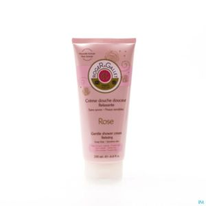 Roger&gallet Rose Creme Douche Tube 200ml