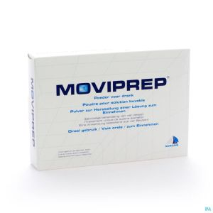 Moviprep 2 X 2 Sachets Traitement Unique