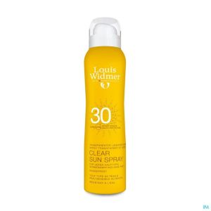 Widmer Clear Sun Ip30 Parf Spray 125ml