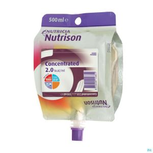 Nutrison Concentrated Pack 500ml