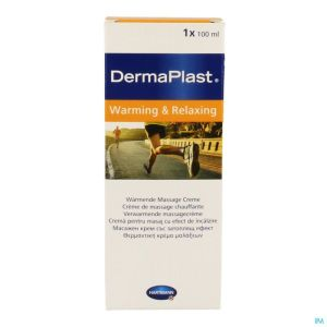 Dermaplast Creme Massage Warming&relaxing 100ml