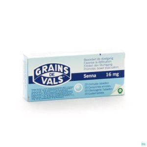 Grains De Vals Senna Comp 20